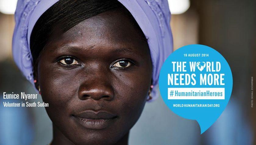 Humanitarian Day 2014